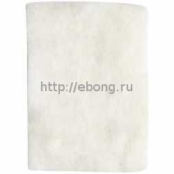 Вата Льняная с вискозой для RDTA 6*8 см 1 шт