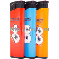 Зажигалка Luxlite XHD 8500L Eyes