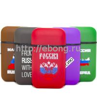 Зажигалка Luxlite I Love Russia
