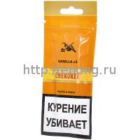 Сигариллы CHEROKEE  Vanilla N3 (Ваниль) пакет 3 шт