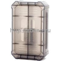 Кейс для хранения 2-х аккумуляторов 18650 черный (Basen)