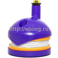 Бонг Bukket Фиолетовый