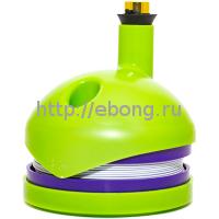Бонг Bukket Зеленый