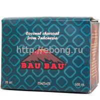 Уголь Bau Bau 36 куб 500 гр 25*25*25 (Индонезия)