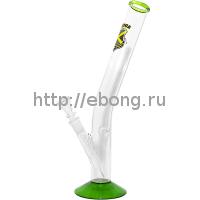 Бонг стекло Jamaica h=320 мм 01363
