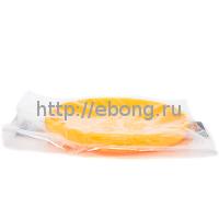 Подставка для Бонга 12 см силикон Oil Black Leaf 553422
