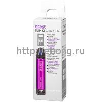 Зарядное устройство Efest SLIM K1 (универсальное для всех аккумуляторов)