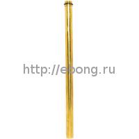 Трубка для шахты MYA Золото h=24 (внешняя резьба) 764222