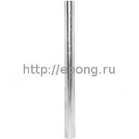 Трубка для шахты MYA Серебро h=15 (внутренняя резьба) 764115