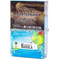 Табак Nakhla Классическая Два яблока+Мята 50 гр