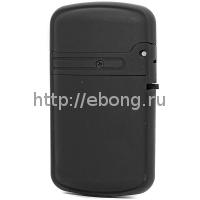 Зажигалка Luxlite Black Rubber XHD988
