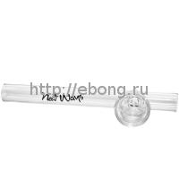 Трубка стекло Kawum Kick L=15 см