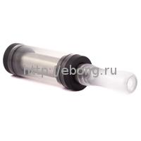 Бак DCT резина 3,5 мл + DCT Картомайзер Две спирали XL 1,5 Ом (версия 2) SmokTech