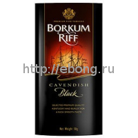 Табак BORKUM RIFF Black Cavendish