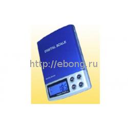 Весы синие HM-06 200