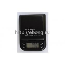 Мини-весы черные HM-07 200