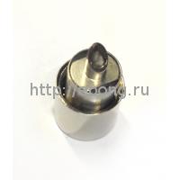 Атомайзер ECA Тип B  с испарителем и картриджем (Сталь и Хром)