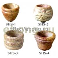 Ведерко камень Soap Stone Cups