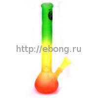 Бонг стекло Радуга Прямая KG4266R и KG4265RB-2
