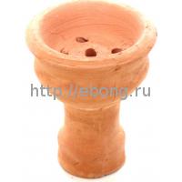 Чашка для табака глиняная большая
