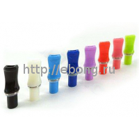 CE4 Мундштук пластик плоский для eGo ilfumo Клиромайзера (Дрип-тип drip-tip)