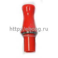 CE4 Мундштук пластик круглый для eGo ilfumo Клиромайзера (Дрип-тип drip-tip)