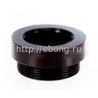 Коннектор для мундштука eCom (черный)