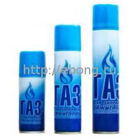 Газ для зажигалок Голубой