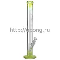 Бонг стекло Классика Black Leaf Blaze Glass BLA071