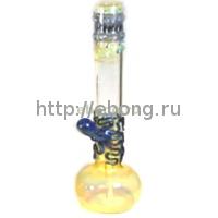 Осьминог стеклянный бонг GB101