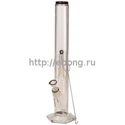 Бонг стекло с фильтром Black Leaf Glass Percolator 241800/241801