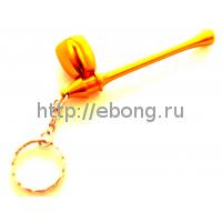 Трубка в виде гриба (разноцветные) YD051