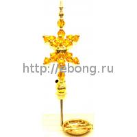 Шахта Cнежинка янтарная 1313