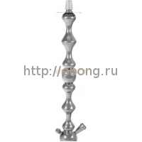 Шахта MYA Две половинки серебряная P003MC
