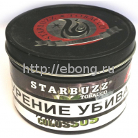 Табак STARBUZZ Минт Колоссус (Mint Colossus) 100г