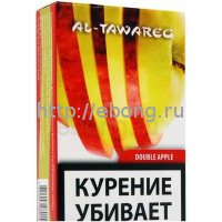Табак Al Tawareg (Аль Таварег) Два Яблока (50 г)