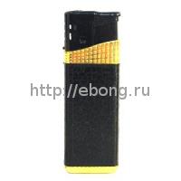Зажигалка X-Line HN022 турбо-фонарь кожа