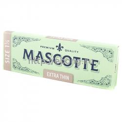 Бумага сигаретная MASCOTTE Extra Thin Size 1 1/4 50 лист.