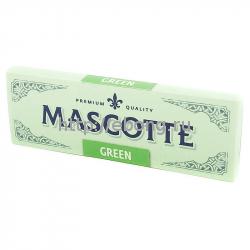 Бумага сигаретная MASCOTTE Green 50 лист.