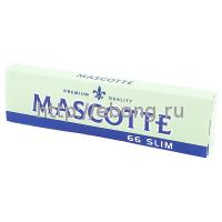 Бумага сигаретная MASCOTTE Organic Slim 66 лист.