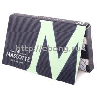 Бумага сигаретная MASCOTTE-M Gomme 100 лист.