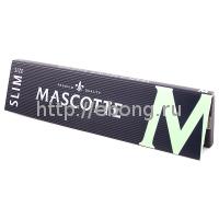 Бумага сигаретная MASCOTTE-M Slim 50 лист.