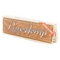 Бумага сигаретная Pure Hemp №8 (не отбеленная) 50 листов