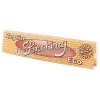 Бумага сигаретная Smoking King Size Eco 33 листа