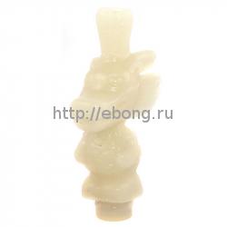Дрип тип Дельярин Дракон Фосфор (drip tip 510) PLN