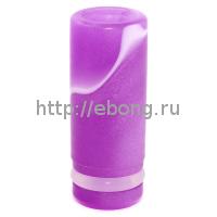 Дрип тип Дельярин Мрамор Цилиндр (drip tip 510) PLA13