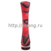 Дрип тип Дельярин Мрамор (drip tip 510) PLA18