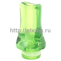 Дрип тип Дельярин Широкий Flat Soling (drip tip 510) PLAS01
