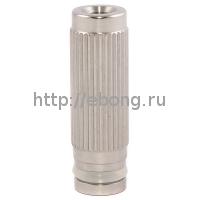 Дрип тип Сталь №33 Нержавейка (drip tip 510)
