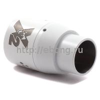 Дрипка Doge V2 RDA Белый (Обслуживаемый Атомайзер)